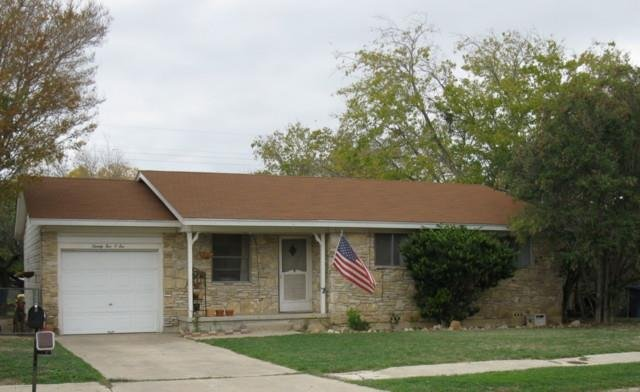 house for rent in 2506 live oak dr copperas cove tx